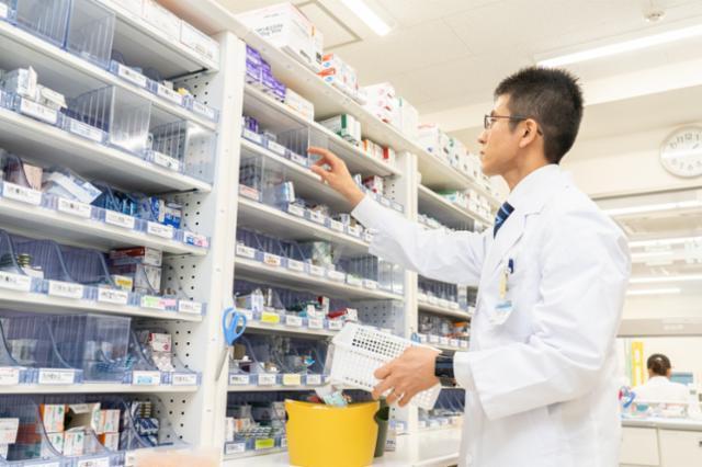 日本調剤 築地薬局の画像・写真