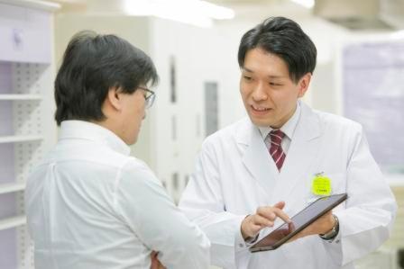 日本調剤 中川薬局の画像・写真