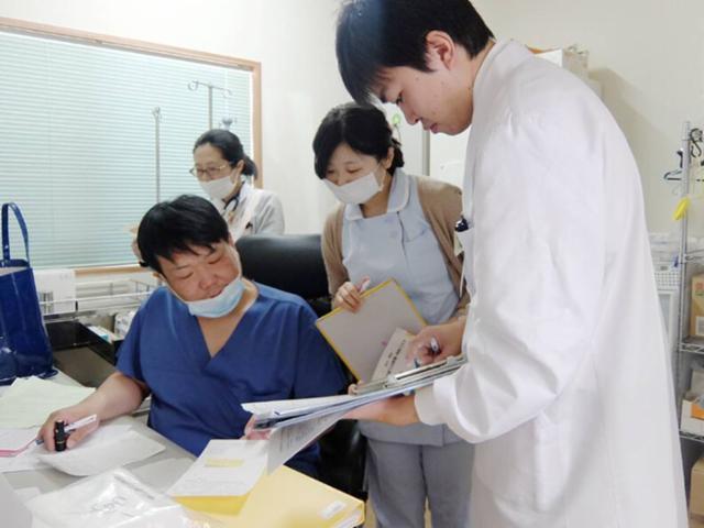 日本調剤 北里薬局の画像・写真